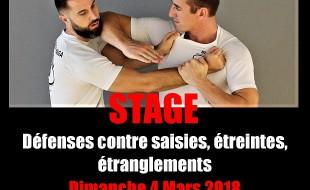 stage etranglement
